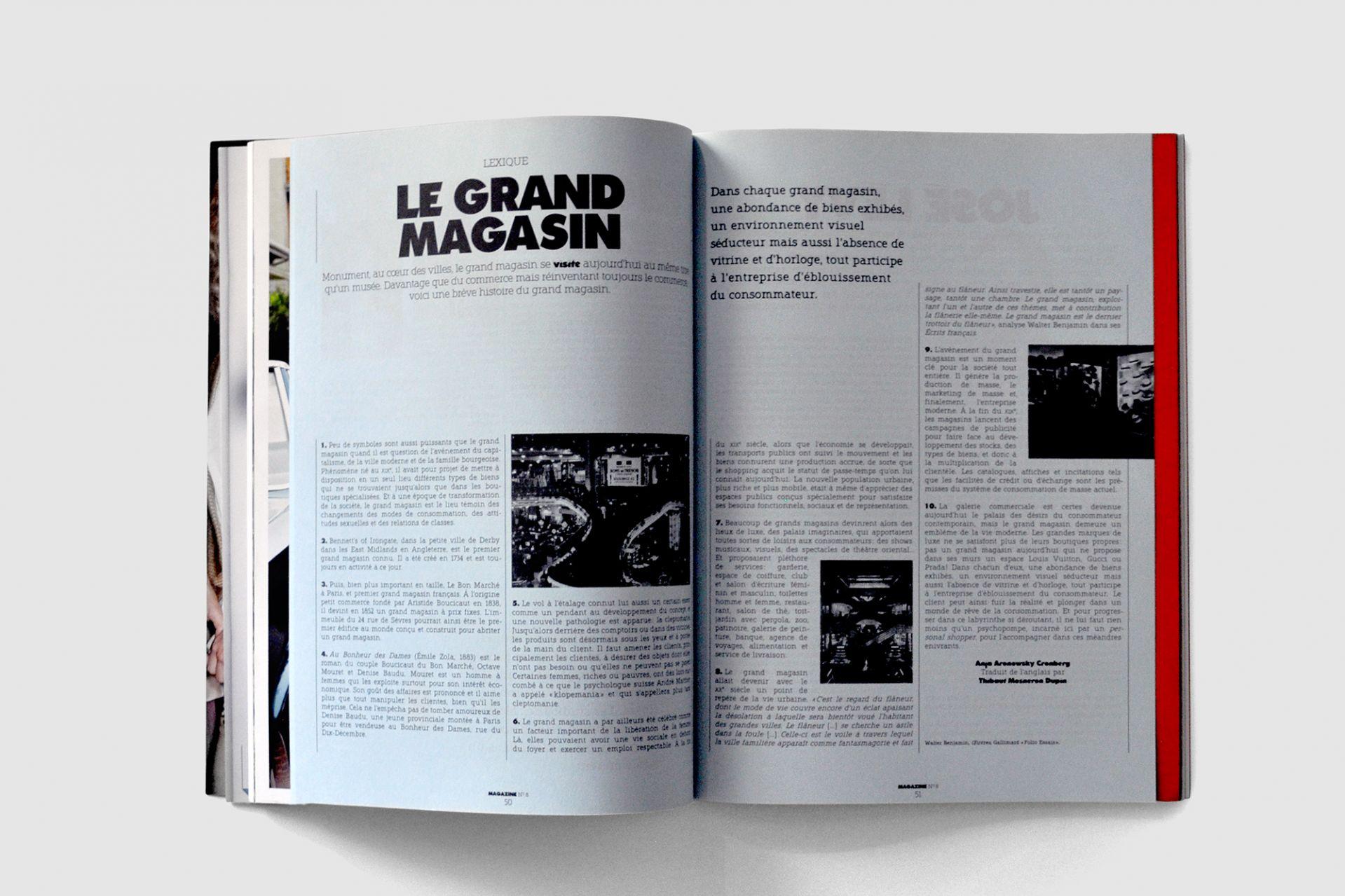 Yorgo&Co - magazine redesign